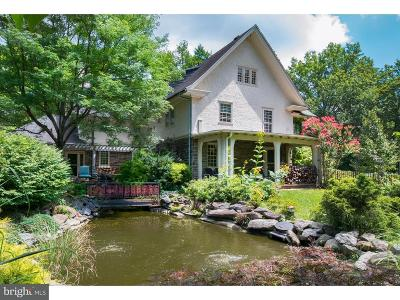 Haverford Single Family Home For Sale: 734 Millbrook Lane