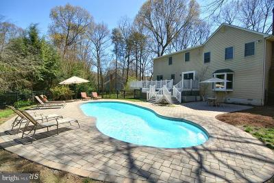Severna Park Single Family Home Active Under Contract: 211 Ambleside Drive