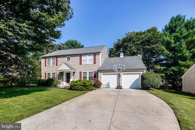 Owings Mills Single Family Home For Sale: 11 Boxridge Court