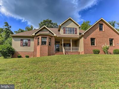 Hanover Single Family Home For Sale: 9718 Woodland Drive