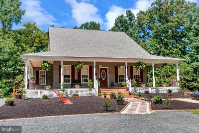 King George County Single Family Home For Sale: 7160 Dogwood Lane