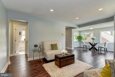 Hyattsville Single Family Home For Sale: 907 Ray Road