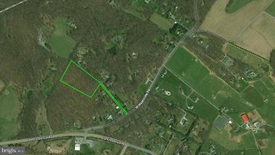 Harford County, Howard County Residential Lots & Land For Sale: Watersville Road