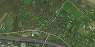 Harford County, Howard County Residential Lots & Land For Sale: Watersville Road NW