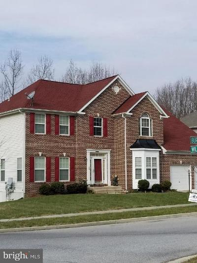 Upper Marlboro Single Family Home Active Under Contract: 13800 Burnished Wood Court