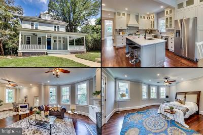 Roland Park Single Family Home For Sale: 204 Wyndhurst Avenue