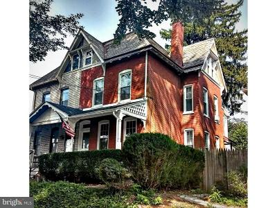 West Chester Single Family Home For Sale: 321 W Biddle Street
