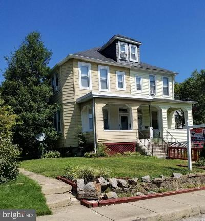 Baltimore Single Family Home Active Under Contract: 2518 Albion Avenue