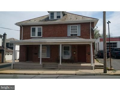 Ephrata Multi Family Home Under Contract: 118 E Locust Street