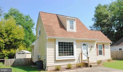 Anne Arundel County Single Family Home For Sale: 1037 Hyde Park Drive