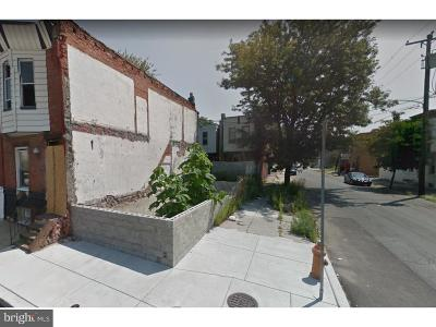 Point Breeze Residential Lots & Land Active Under Contract: 1353 S Taylor Street