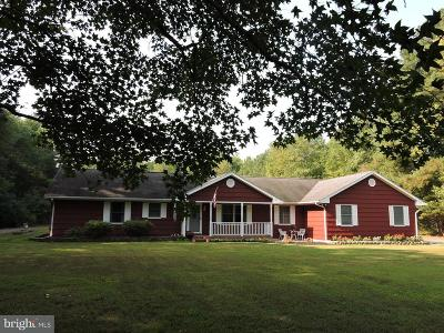 Millsboro Single Family Home For Sale: 18464 Laurel Road
