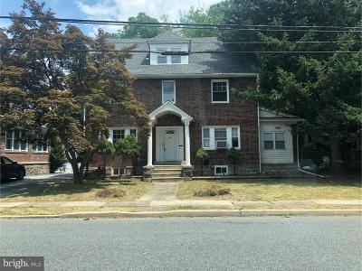 Upper Darby Single Family Home For Sale: 713 Edmonds Avenue