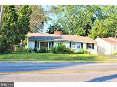 Claymont Single Family Home For Sale: 611 Harvey Road