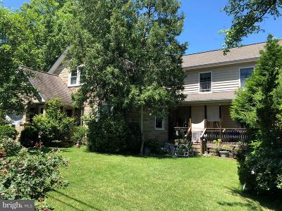 Vienna Single Family Home For Sale: 115 Wilmar Place NW