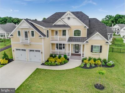 Lewes Single Family Home For Sale: 38239 Comegys