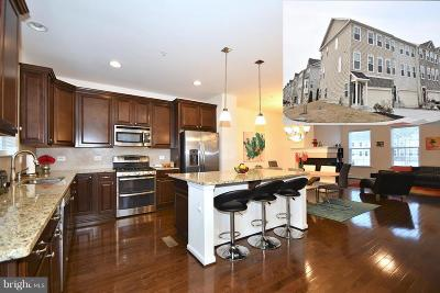 Bel Air Townhouse For Sale: 1407 Livingston Square