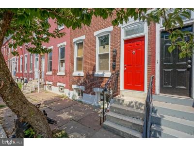 Brewerytown Townhouse For Sale: 2423 Sharswood Street