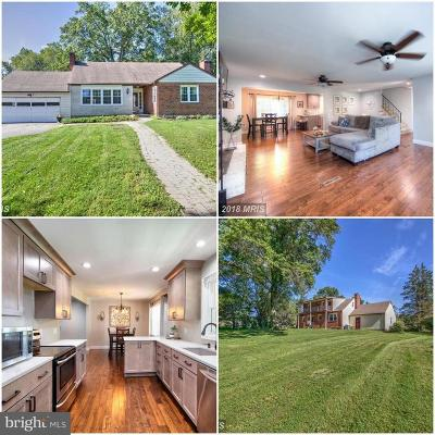 Single Family Home For Sale: 11026 Old Landing Road