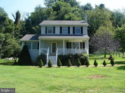 Luray Single Family Home For Sale: 4113 Ida Road