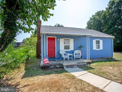 Rehoboth Beach Single Family Home For Sale: 20937 Ann Avenue