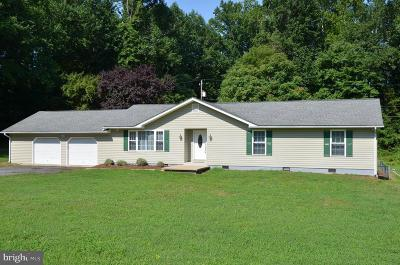 King George County Rental For Rent: 9088 Pumpkin Neck Road