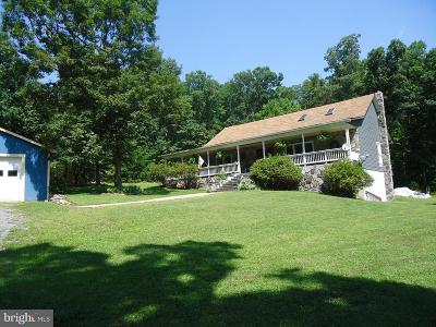 Luray Single Family Home For Sale: 664 Lazy River West Road
