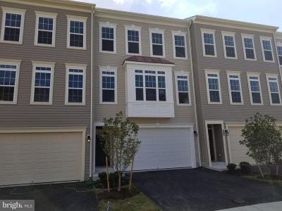 Purcellville Townhouse For Sale: 220 Apsley Terrace
