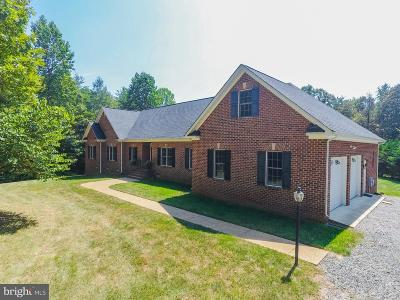 Louisa County Single Family Home For Sale: 295 Phillips Lane