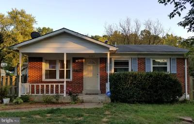 Dale City Single Family Home For Sale: 4309 Hemingway Drive
