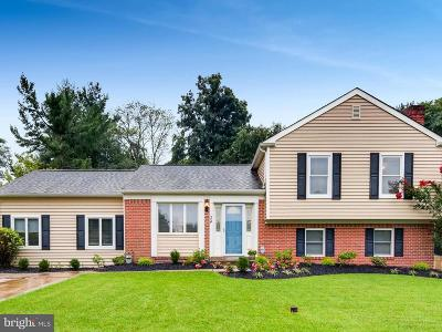 Lutherville Timonium Single Family Home For Sale: 34 Norwick Circle