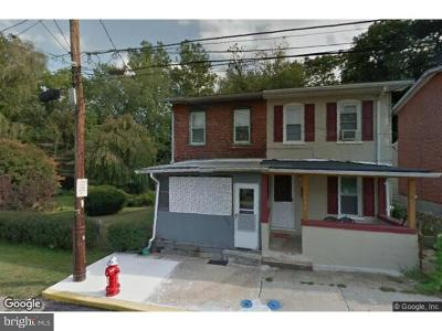 Downingtown Single Family Home Active Under Contract: 150 E Church Street