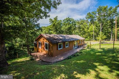 Warren County Single Family Home For Sale: 158 Catron Ridge Road