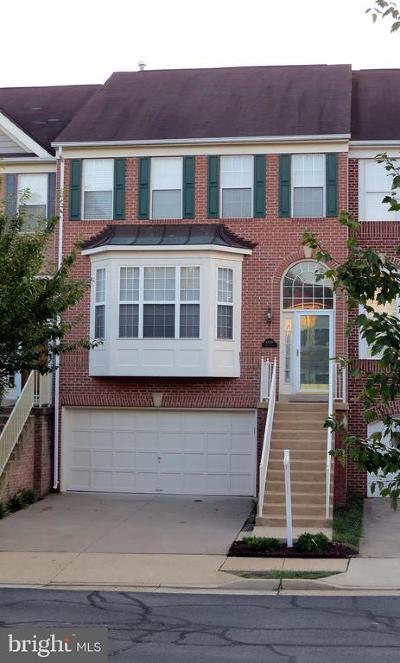 Leesburg Townhouse Active Under Contract: 43089 Northlake Overlook Terrace