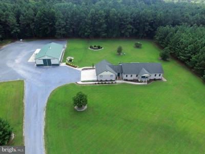 Rhodesdale Single Family Home For Sale: 4807 Woodland Drive