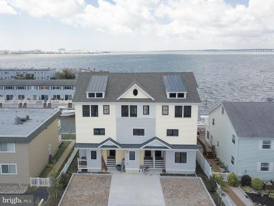 Ocean City Townhouse For Sale: 725 Bradley Road #A