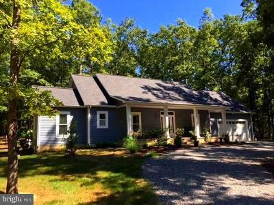 Louisa County Single Family Home For Sale: 648 Traveller