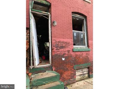 Philadelphia PA Townhouse For Sale: $14,900