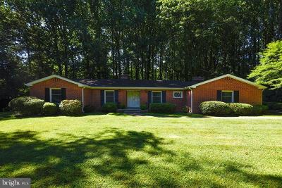 Vienna Single Family Home For Sale: 2025 Post Road