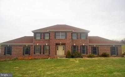 Waynesboro Single Family Home For Sale: 9415 Tomstown Road
