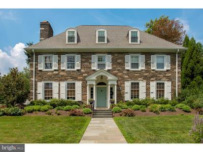 Merion Station Single Family Home Active Under Contract: 367 Brookway Road