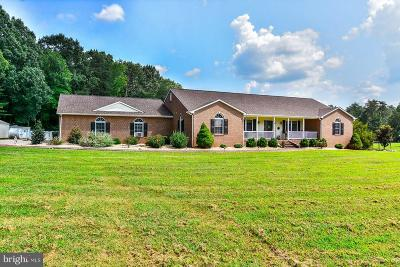 Fredericksburg Single Family Home For Sale: 714 Truslow Road