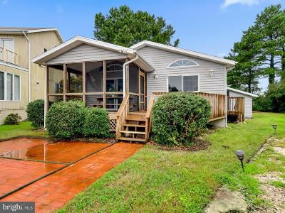 Ocean Pines Single Family Home For Sale: 30 Lookout Point