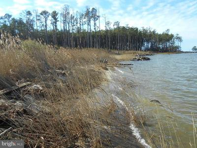 Dorchester County Residential Lots & Land For Sale: Hoopers Neck Road
