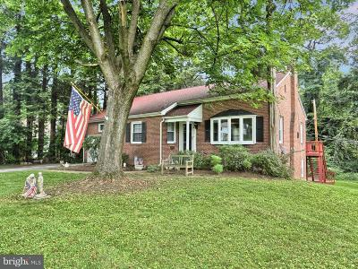 Camp Hill, Mechanicsburg Single Family Home For Sale: 411 Devon Road