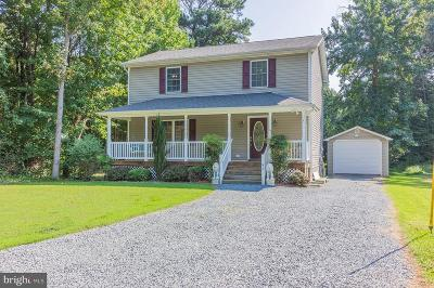 Westmoreland Shores Single Family Home For Sale: 1192 Holly Vista Drive