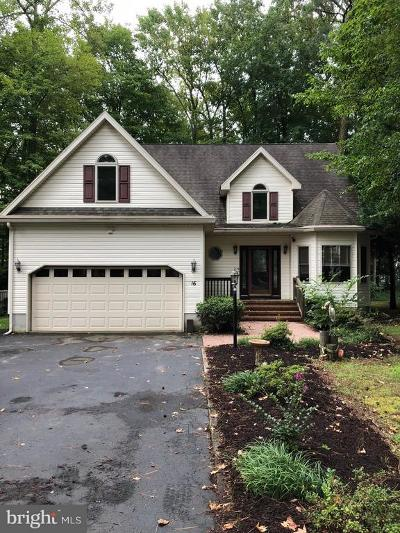 Ocean Pines Single Family Home For Sale: 16 Juneway Lane