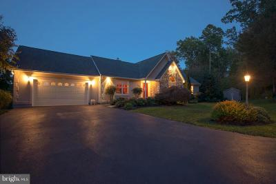 Louisa County Single Family Home For Sale: 1069 Mitchell Point Road