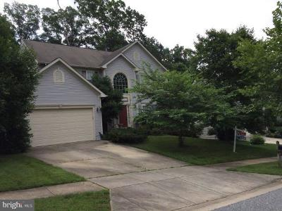 Glenn Dale Single Family Home For Sale: 6501 Wood Pointe Drive