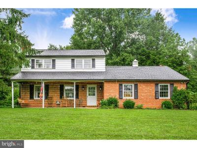 Glenmoore Single Family Home For Sale: 810 Little Conestoga Road